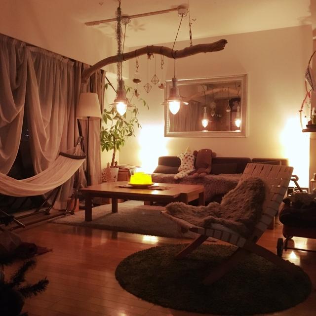 肩肘張らないリラックス空間づくりのためにすべきこと | RoomClip mag | 暮らしとインテリアのwebマガジン
