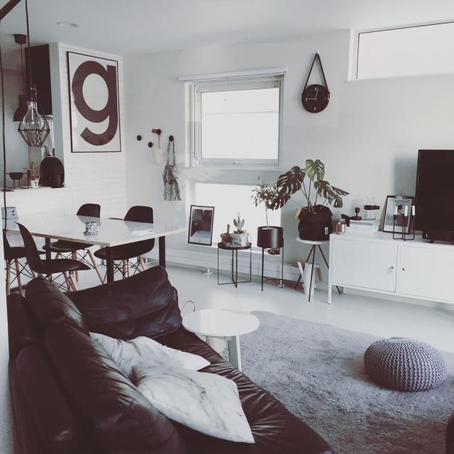 無印良品・ニトリでいろいろな場所をモノトーンテイストに! | RoomClip mag | 暮らしとインテリアのwebマガジン