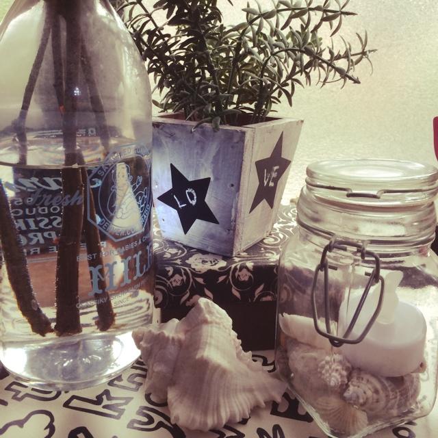 リビングに明るさを!絶対ほしいニトリのフェイクグリーン | RoomClip mag | 暮らしとインテリアのwebマガジン