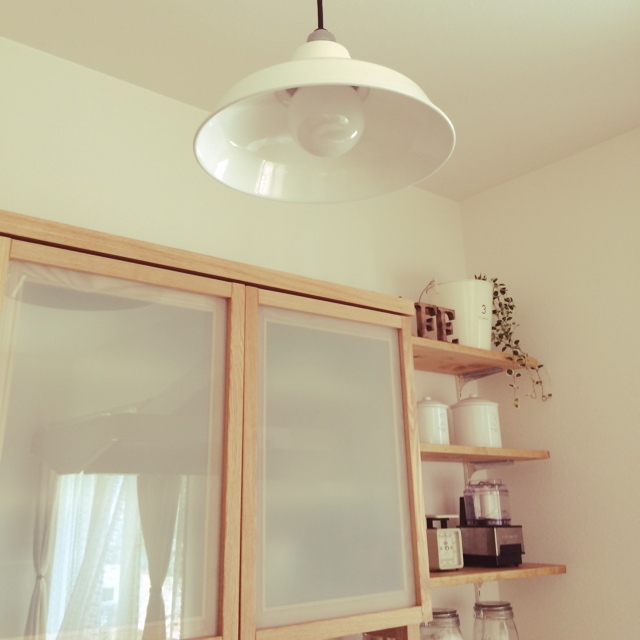 shimaさんのキッチン照明