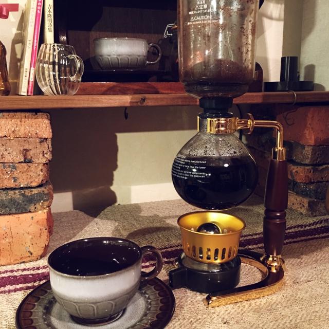 ボンマックのコーヒーサイフォン 3人用10,000円