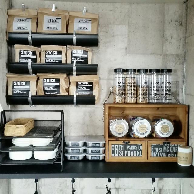 キッチンをすっきり収納!使いやすくするアイディア集! | RoomClip mag | 暮らしとインテリアのwebマガジン