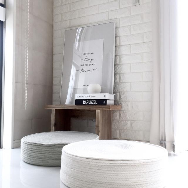 まるで本物♪「ドリームクッションレンガ」で手軽に素敵空間づくり!【PR by LIXILビバ】 | RoomClip mag | 暮らしとインテリアのwebマガジン