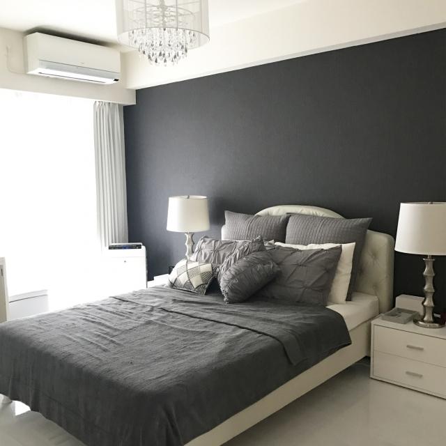 色の使い方がポイント!モダンで居心地のいい寝室の作り方   RoomClip mag