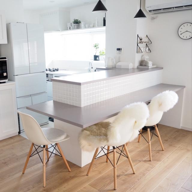 美しくて清々しい!清潔感のある家12選 | RoomClip mag | 暮らしとインテリアのwebマガジン