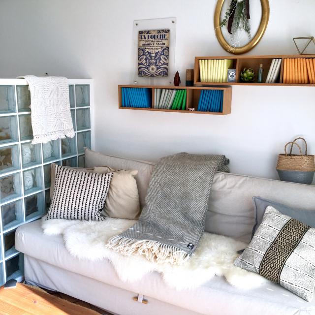買って損なし♡無印良品の壁に付けられる家具カタログ