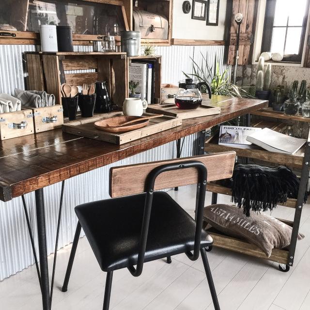 ③カフェ空間での使用例