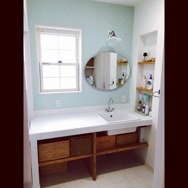 水まわりの清潔感をキープする10のコツ | RoomClip mag | 暮らしとインテリアのwebマガジン