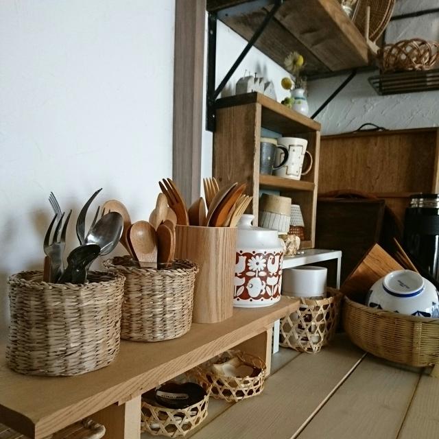 快適な新生活を送るためにキッチン収納を見直そう | RoomClip mag | 暮らしとインテリアのwebマガジン