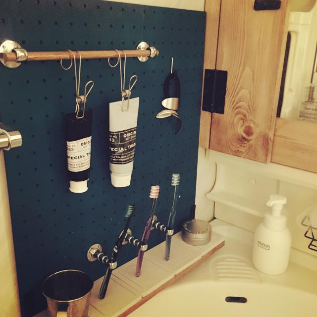 大掃除ですっきりコンパクトに!参考にしたい洗面所収納