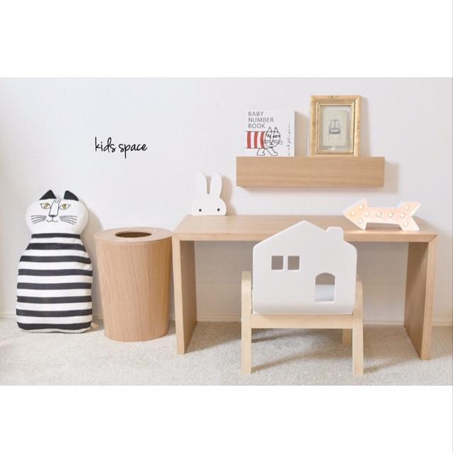 成長段階に合わせて♪  無印・ニトリで作る子ども部屋 | RoomClip mag | 暮らしとインテリアのwebマガジン