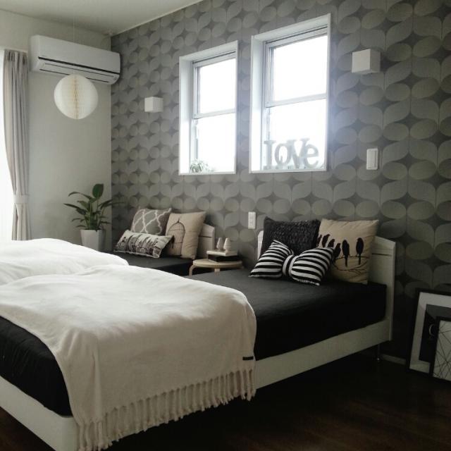 お気に入りはどれ?テイスト別ベッドルームのつくりかた | RoomClip mag | 暮らしとインテリアのwebマガジン
