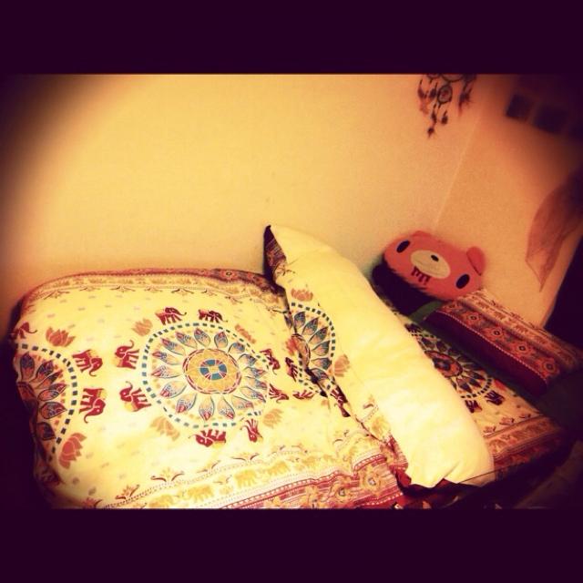 Noaさんの寝室