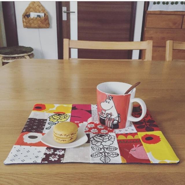 布の組み合わせを楽しむ♪ハンドメイドのパッチワーク10選 | RoomClip mag | 暮らしとインテリアのwebマガジン
