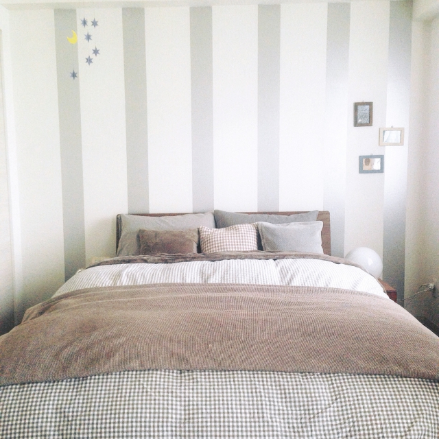 質のいい睡眠がとれる寝室