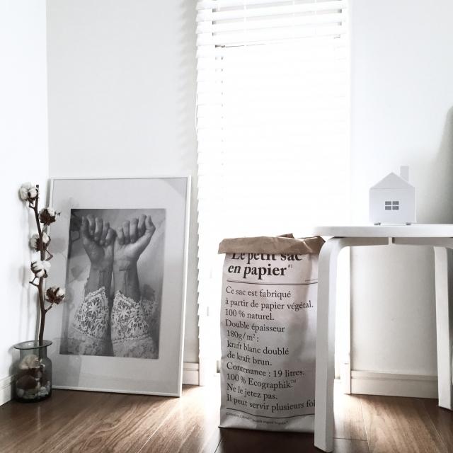 袋収納が便利すぎる!マネしたい実例12選   RoomClip mag   暮らしとインテリアのwebマガジン