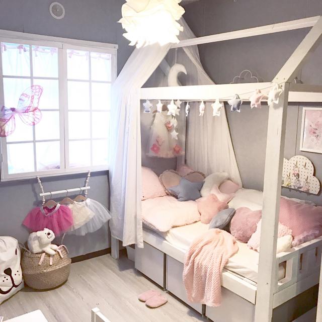 DIYだからこそできる☆理想を叶えるお気に入りベッド