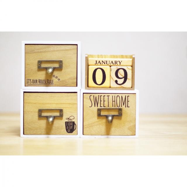 100均ウッドボックス・鉄板アレンジはこれだ! | RoomClip mag | 暮らしとインテリアのwebマガジン