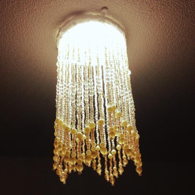 100均、だけどリッチ!?照明でお部屋をランクアップ | RoomClip mag | 暮らしとインテリアのwebマガジン