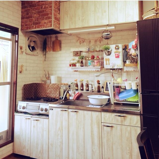 yuuharuさんのキッチン