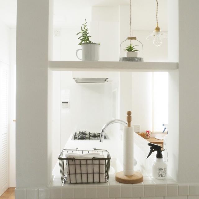 100均のフェイクグリーンを使って癒しの空間に | RoomClip mag | 暮らしとインテリアのwebマガジン