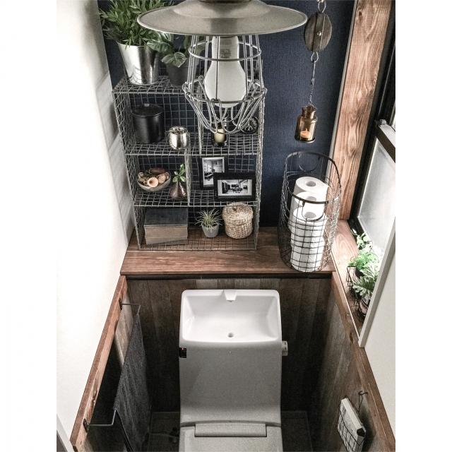 狭いスペースを有効活用!トイレの収納アイディア♪ | RoomClip mag | 暮らしとインテリアのwebマガジン