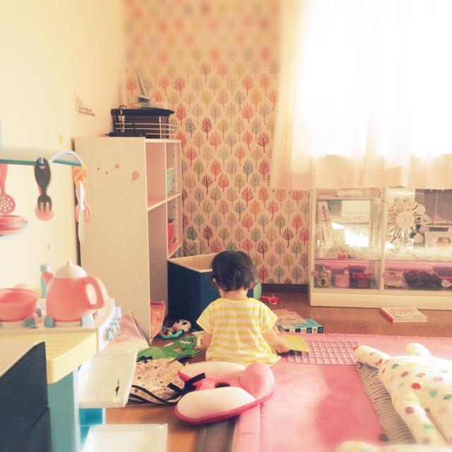 hinamamaさんの子供部屋