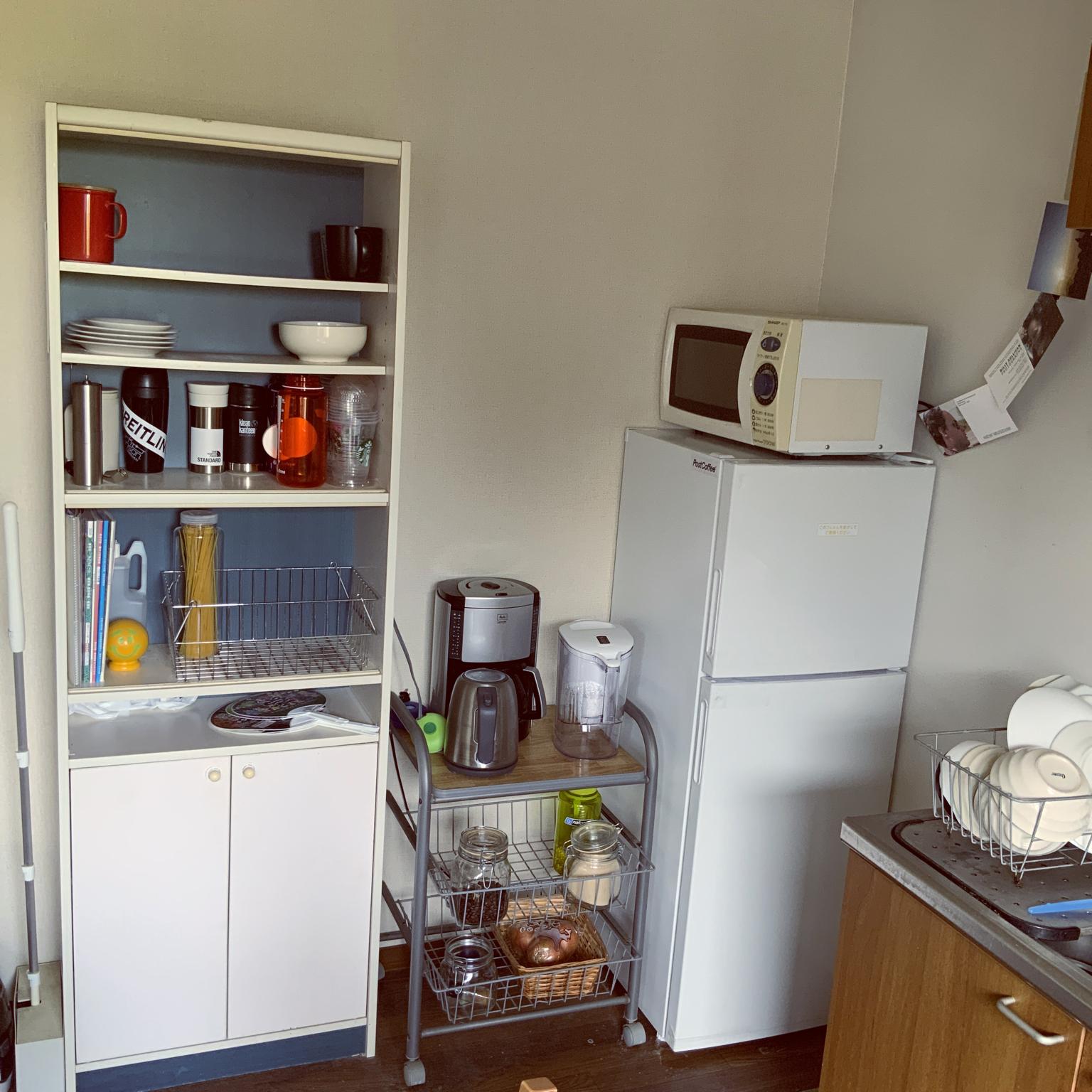 キッチンのインテリア実例 - 2021-04-22 12:45:00
