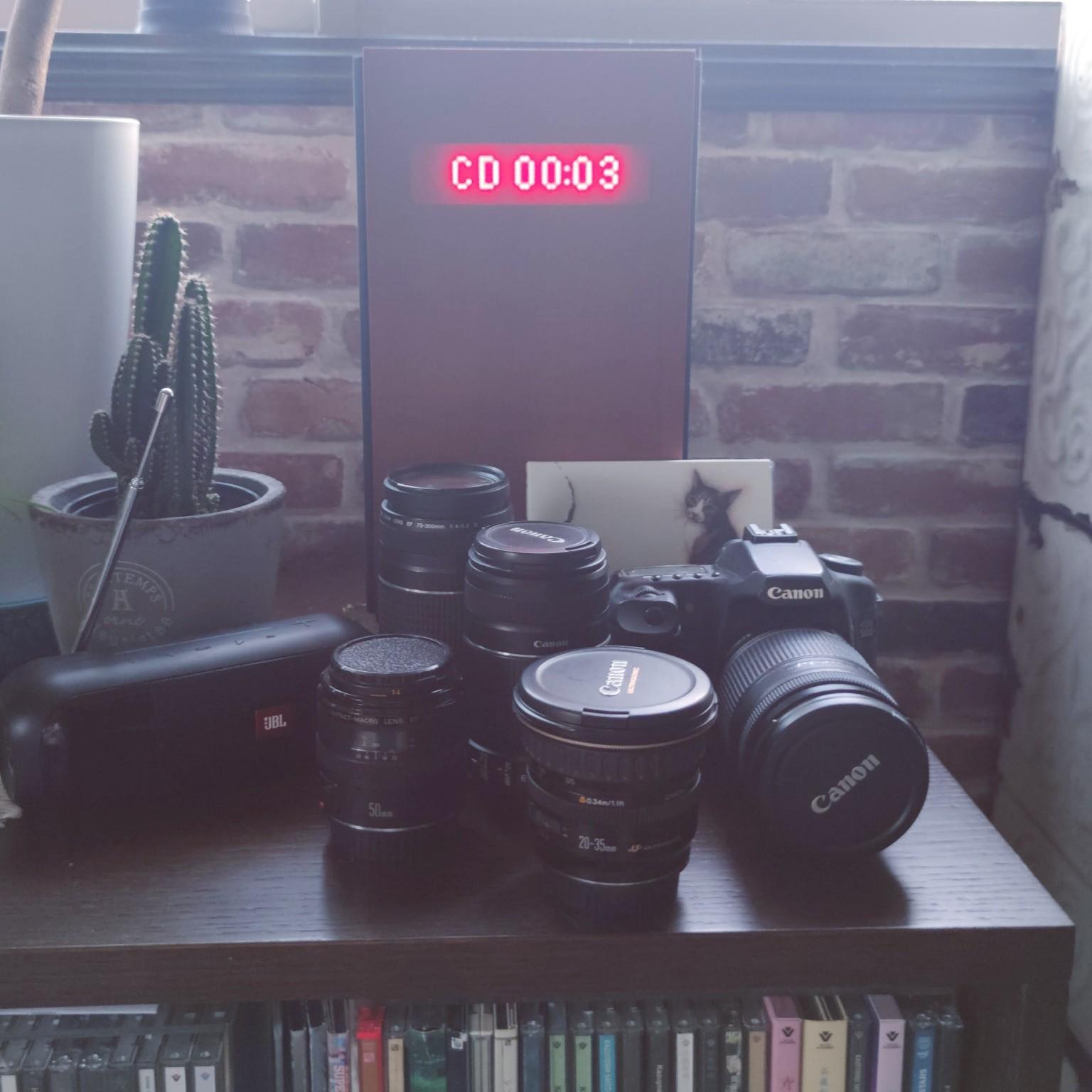 部屋全体/趣味/カメラ/音楽鑑賞/ラジオ好き...などのインテリア実例 - 2021-04-22 22:25:42