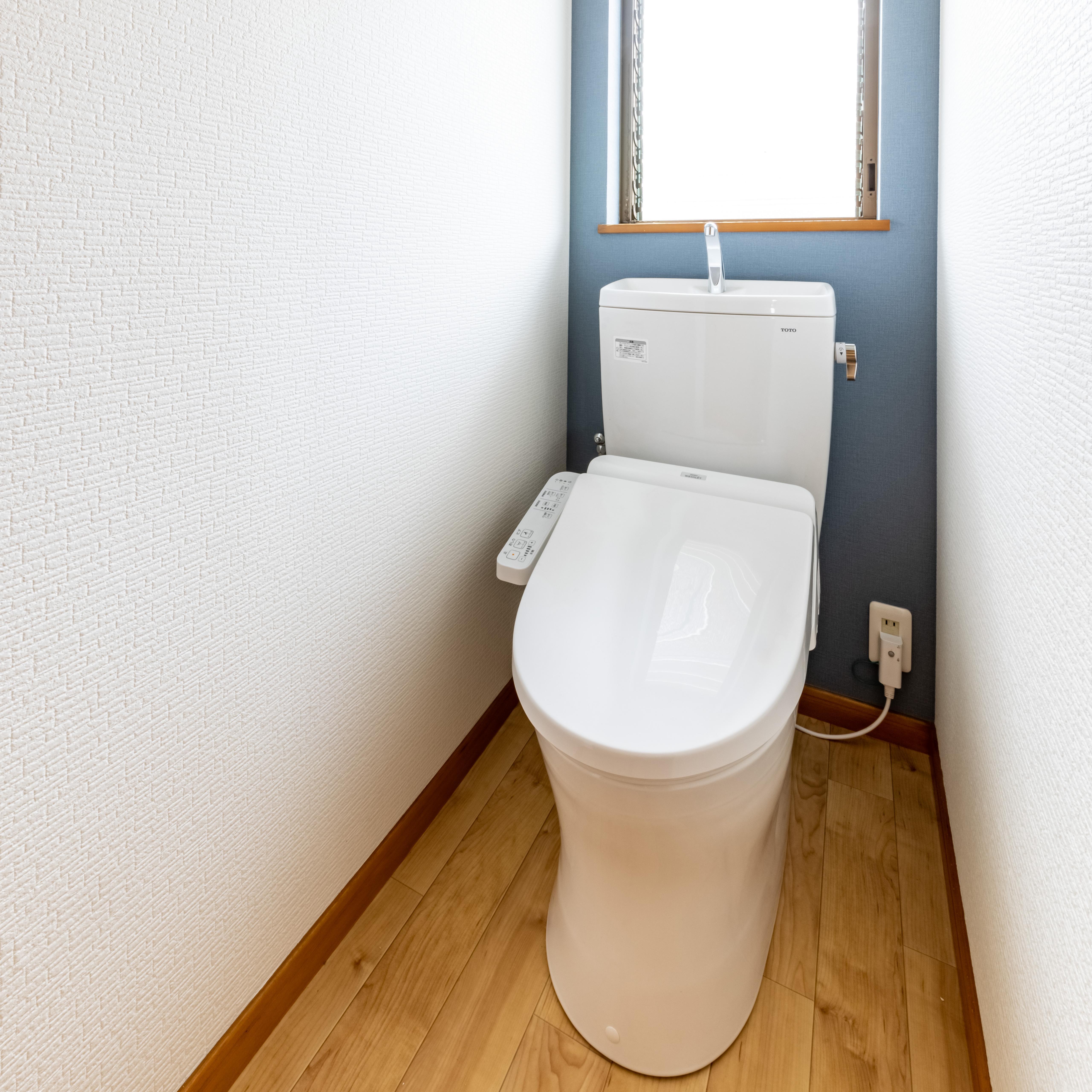 フロアタイルの床/汚れは許しません/セフィオンテクト/トルネード洗浄/手洗い付きトイレ...などのインテリア実例 - 2021-07-25 10:21:06