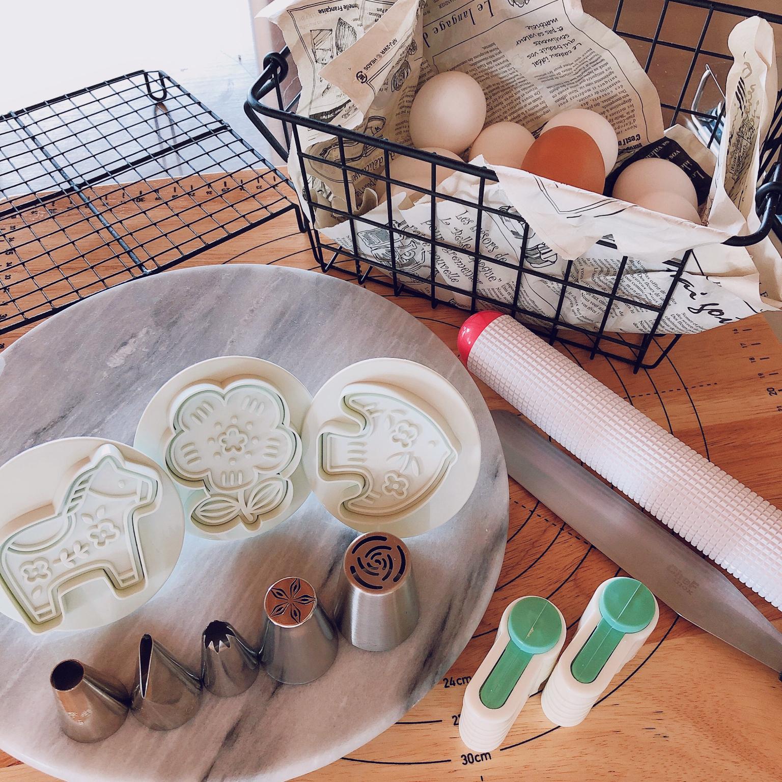 パン作り/ケーキ作り/卵収納/cotta/趣味...などのインテリア実例 - 2021-04-22 09:27:07