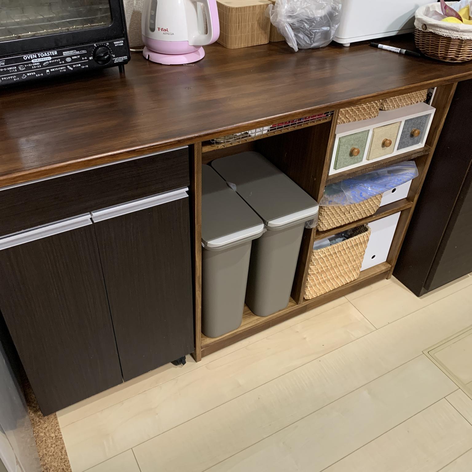 RoomClipアンケート/DIY/キッチンのインテリア実例 - 2021-04-22 21:32:09
