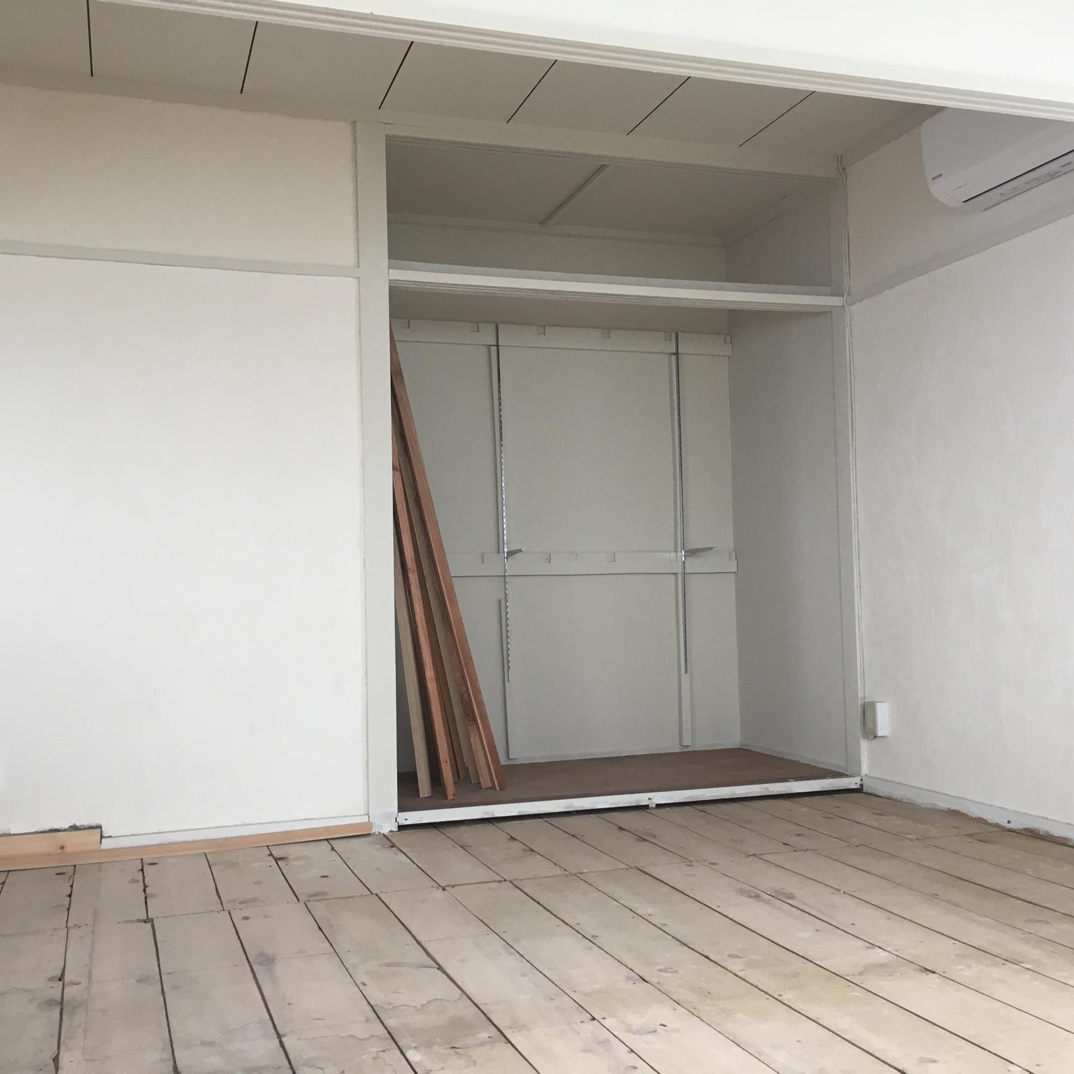 リノベーション/DIY/しっくい壁/リフォーム記録/部屋全体のインテリア実例 - 2021-04-22 20:54:07