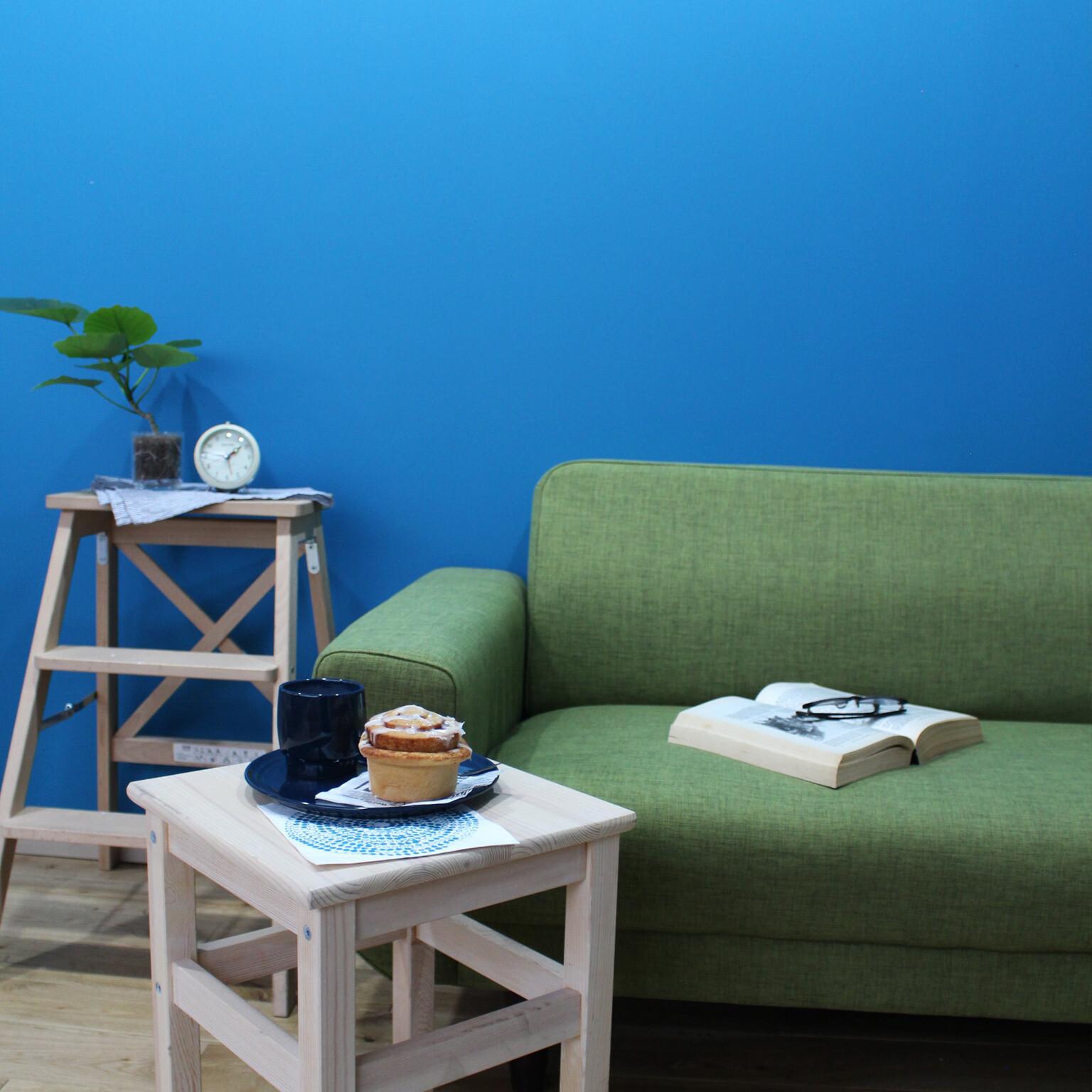 ホワイトインテリア/ステイン塗料/ステイン/ステイン塗装/IKEAの椅子ペイント...などのインテリア実例 - 2021-04-12 11:16:56