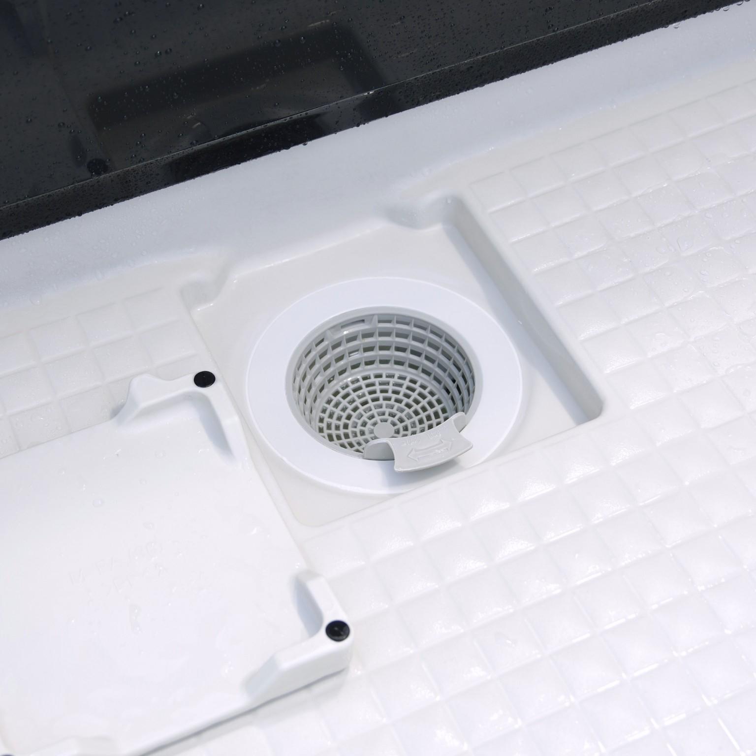 バス/トイレ/バスルーム/除菌/お風呂掃除/排水口スッキリ...などのインテリア実例 - 2021-04-22 22:45:20