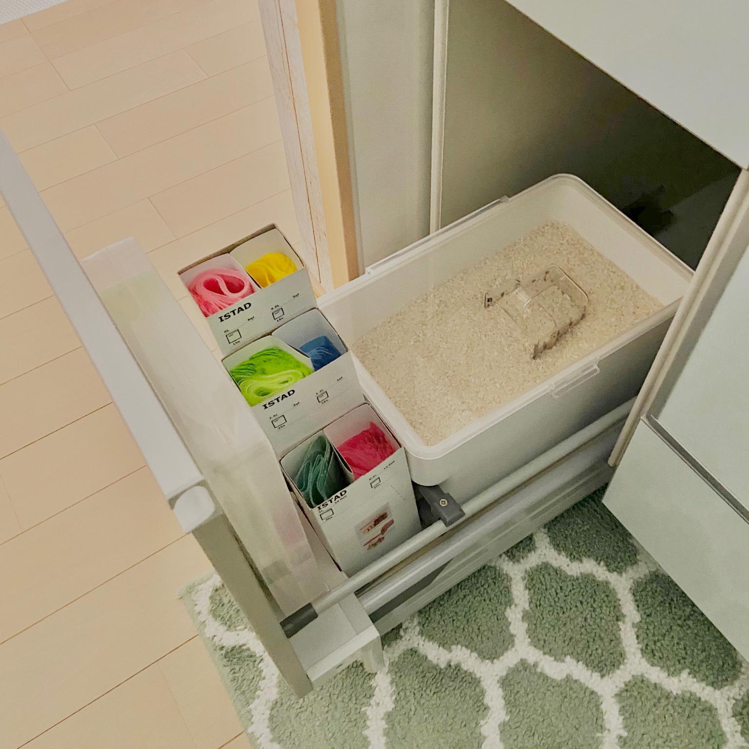 収納/ファイルケース/100均/IKEA/ISTAD...などのインテリア実例 - 2020-11-25 13:27:06
