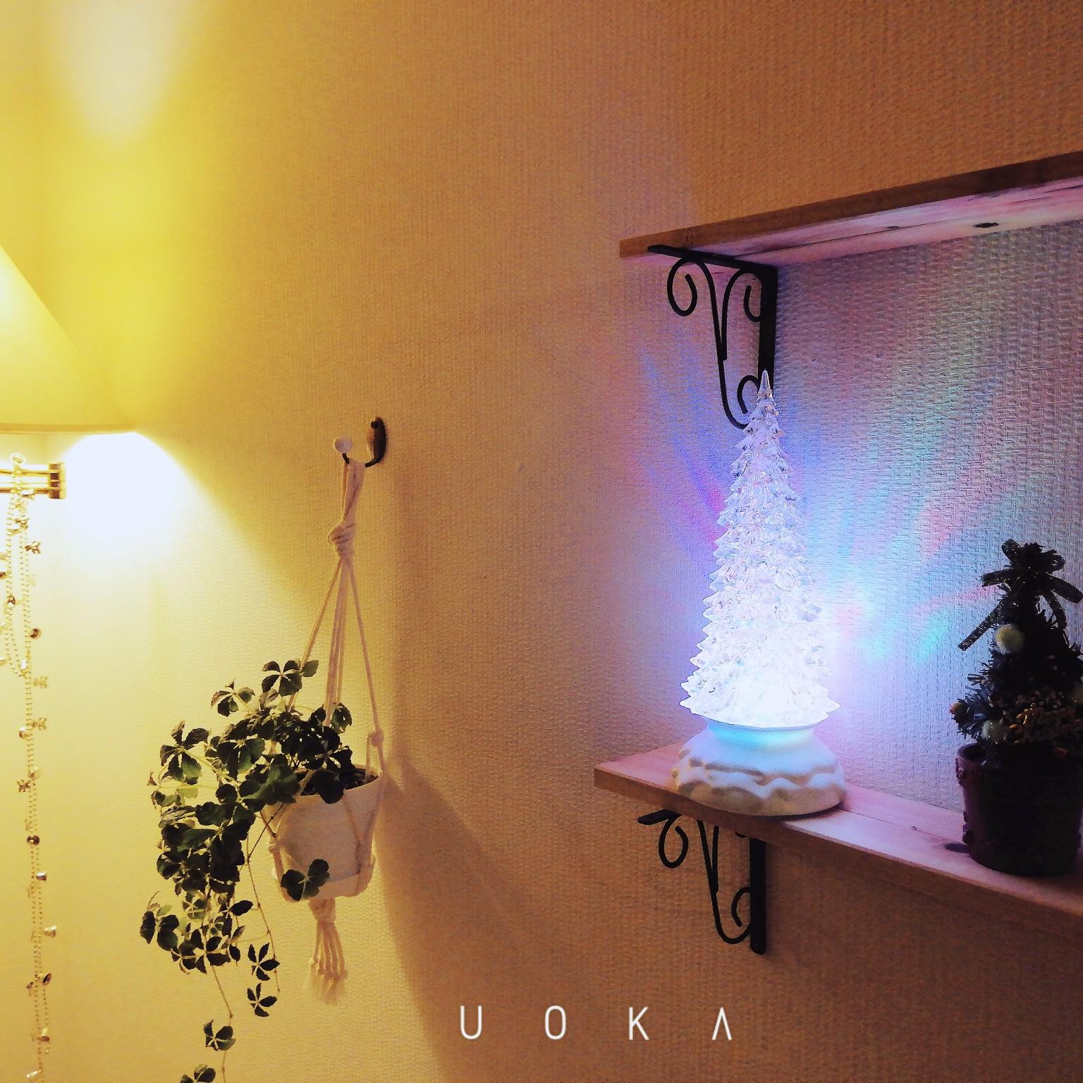 リビング/クリスマス/Walker tree/ナチュラルインテリア/癒しの空間❁*.゚...などのインテリア実例 - 2020-12-03 22:04:37
