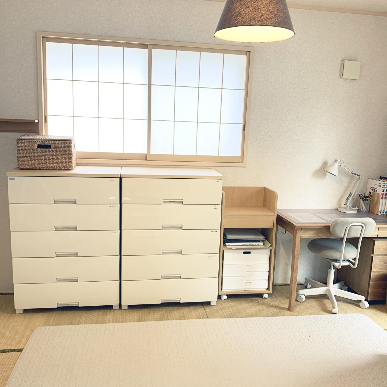 イブルマット/和室/こども部屋/無印良品/IKEA...などのインテリア実例 - 2021-05-12 15:13:40
