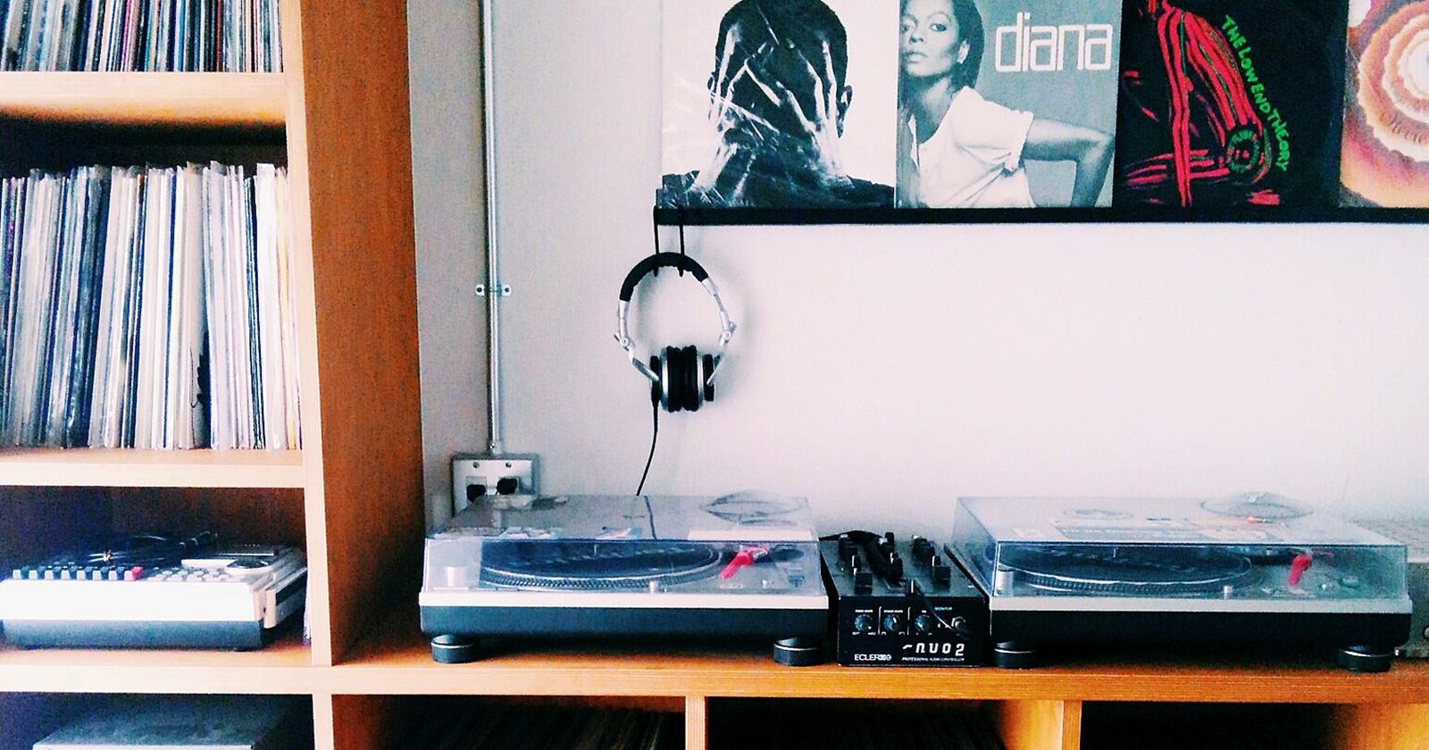 音楽のある暮らし