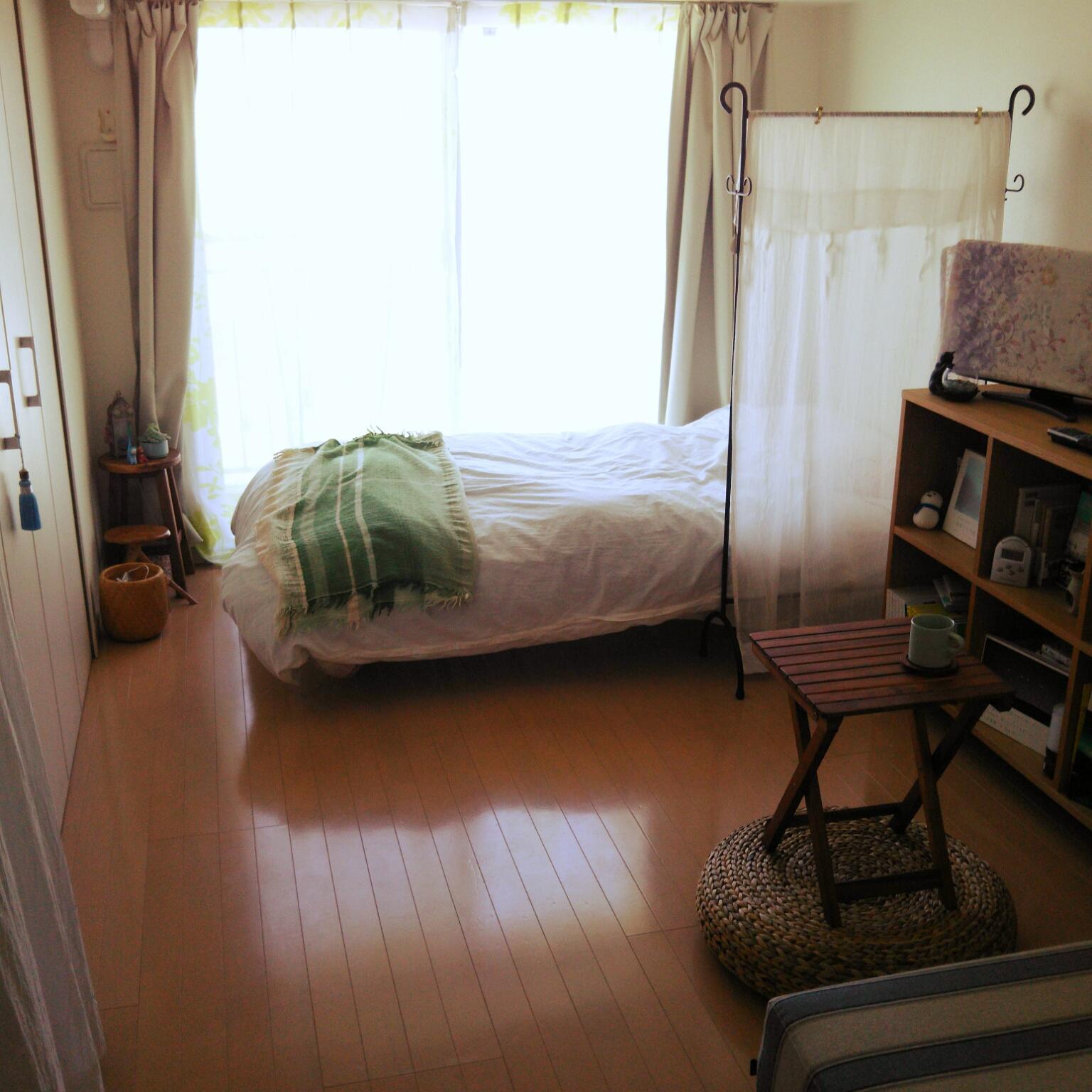 狭くてもあきらめない!狭い部屋を快適に広く見せる方法