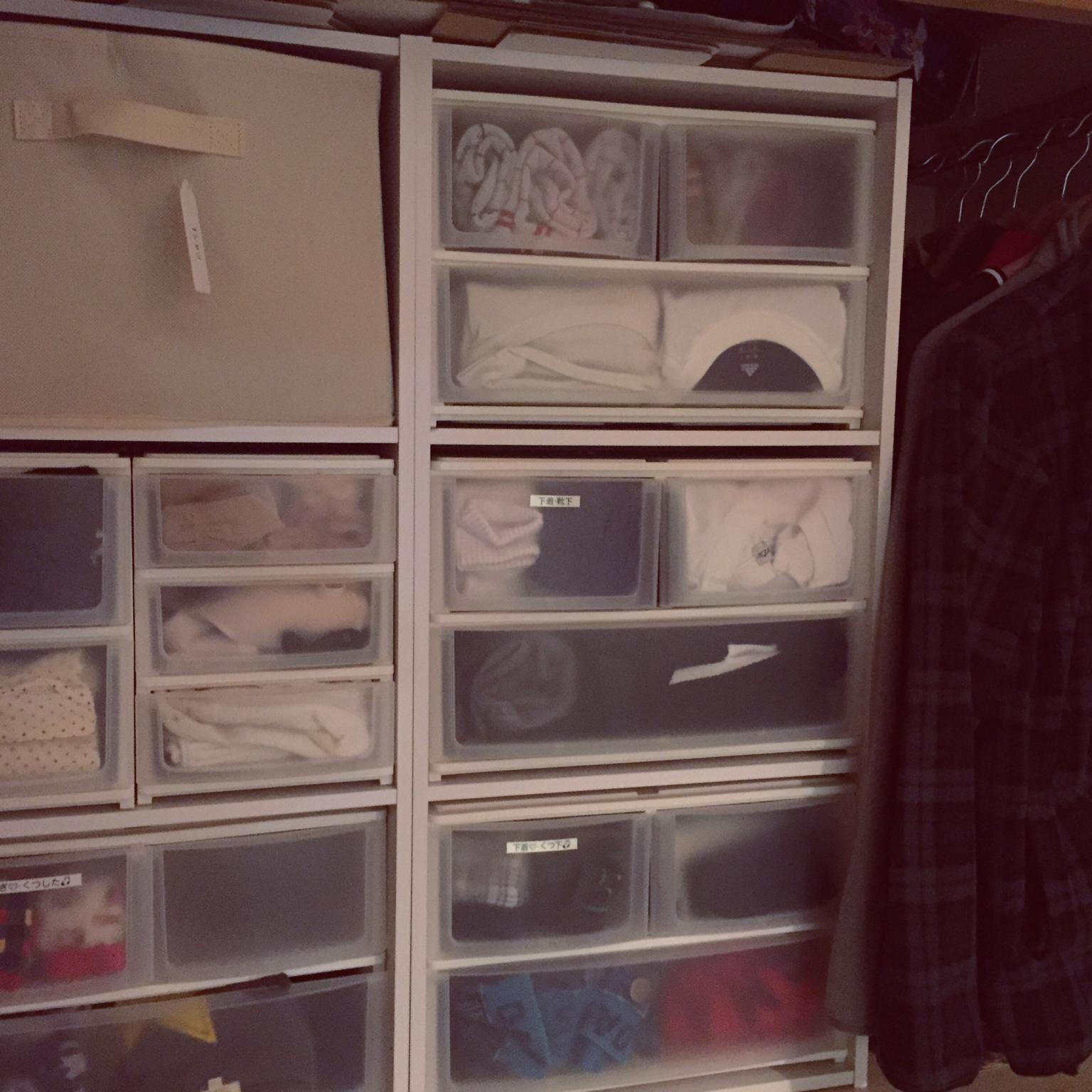 衣替えと共に収納を見直そう!参考にしたい衣類収納術