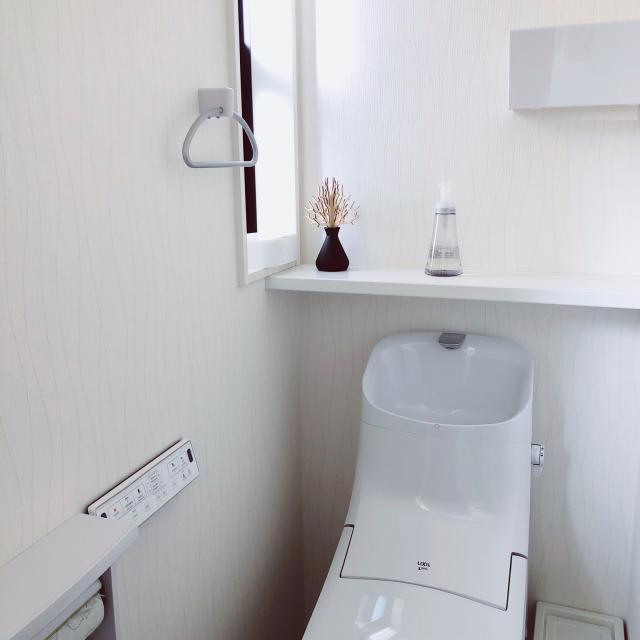 いつでも自慢の空間に♡トイレをいいにおいにする方法
