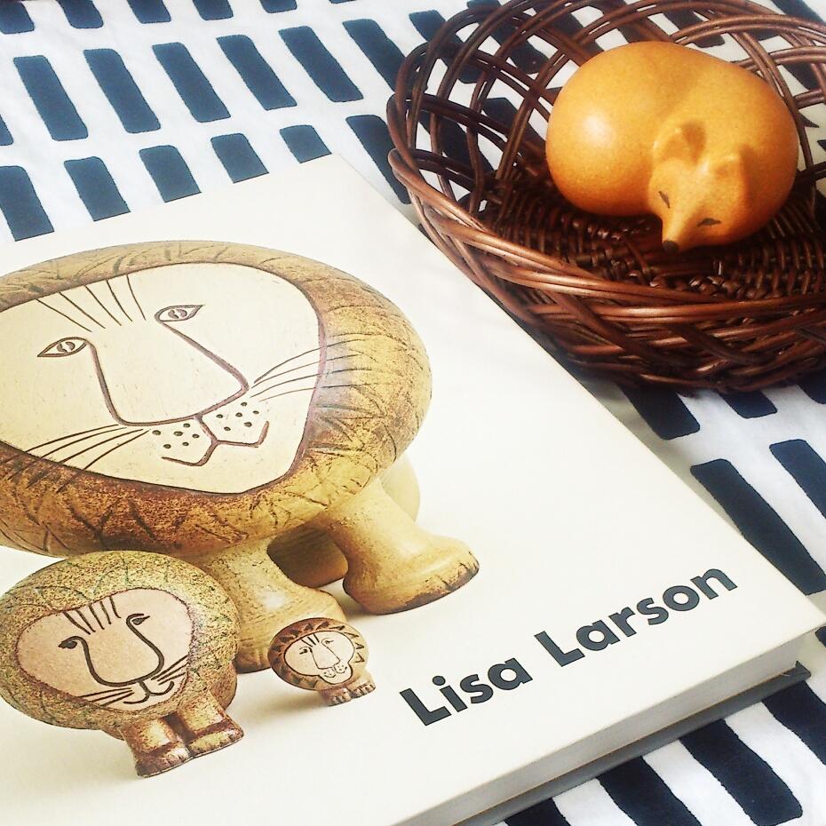 リサラーソン(LISA LARSON)の愛嬌のある動物たち!