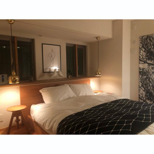 至福の癒しルーム♡リラックスできる寝室を作るポイント