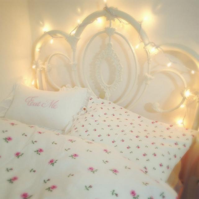 hitomiさんのベッド