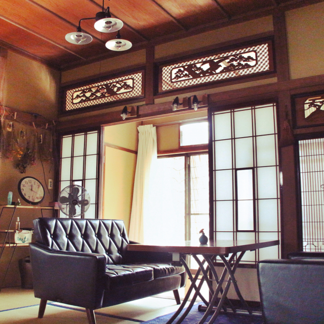 大好き!昭和インテリア♡懐かしい雰囲気の中で暮らしたい