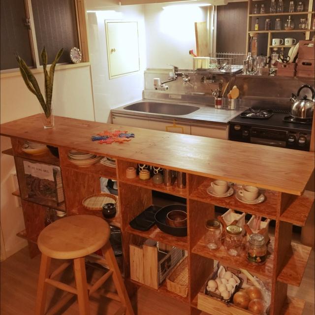キッチンカウンター