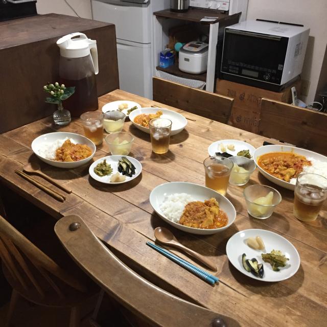シンプルニュアンスでお料理を引き立てる♡無印良品の食器