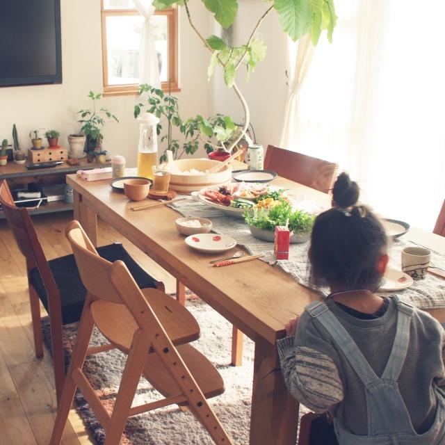 こだわりの家具と自然に囲まれた、シンプルナチュラルな住まい〜kicheさん〜[連載:RoomClip_新人ユーザー紹介]