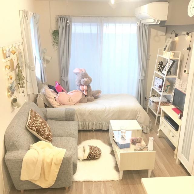 暮らしに合わせた配置に!ベッドのレイアウトパターン10選